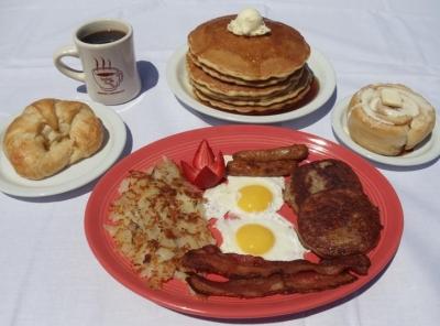 Yummy Breakfast In Denver